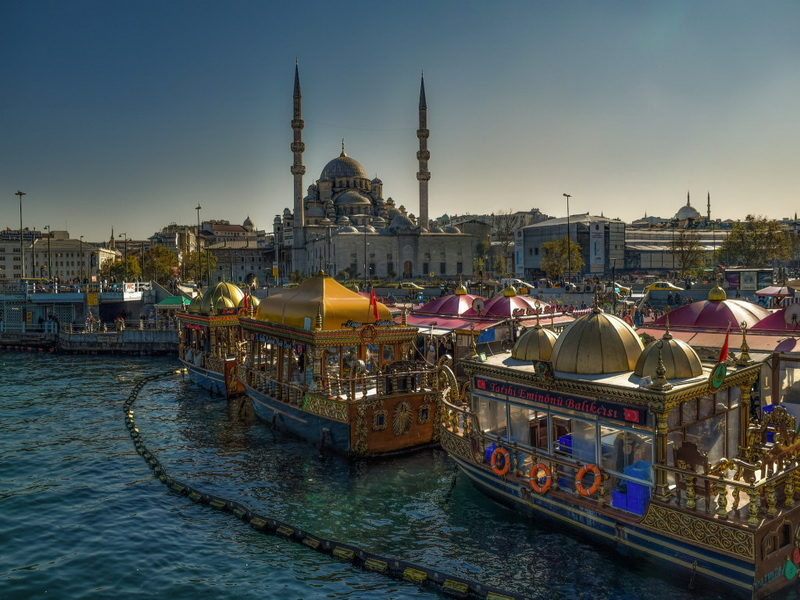 Рыбные рестораны Стамбул