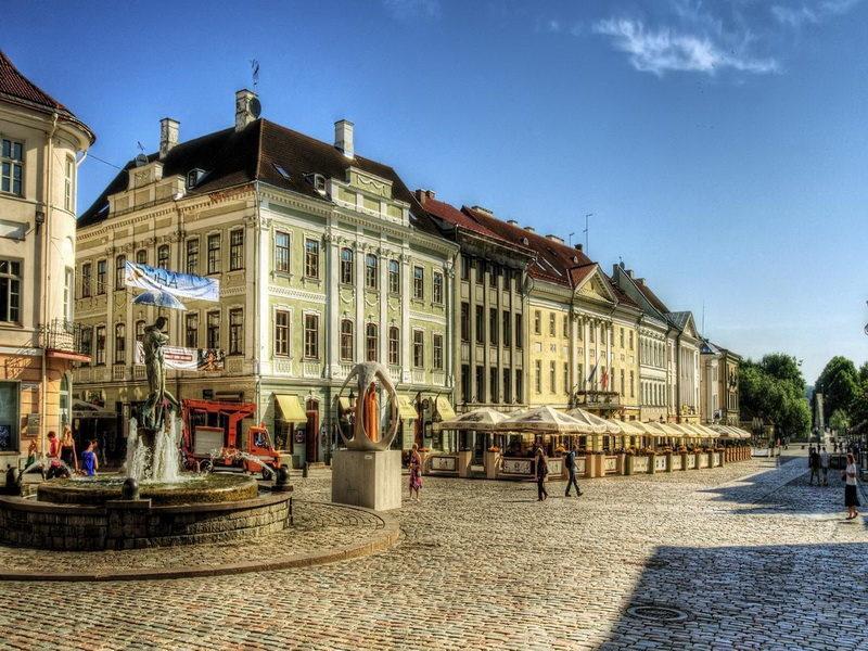 Estoniya-Tartu